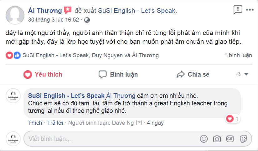 danh gia of e Ai Thuong